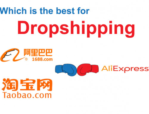 Aliexpress VS 1688 Taobao what's the best one for dropshipping