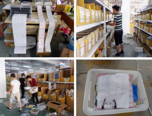 The best Chinese 3PL company for dropshipping