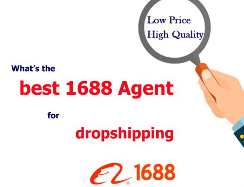 What's the best 1688 agent for dropshipping