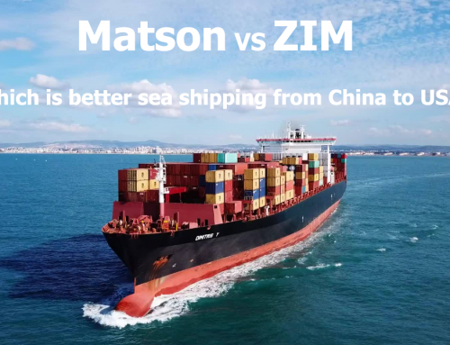 Matson VS ZIM which is better sea shipping from China to USA